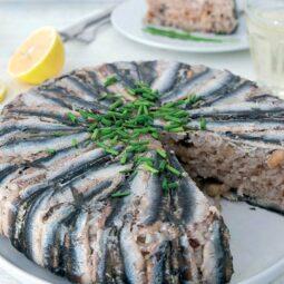 Balık severlerin vazgeçilmezi: Fırında hamsili pilavBalık severlerin vazgeçilmezi: Fırında hamsili pilav